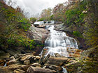 second falls at graveyard fields